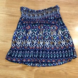 Fun skirt with pockets